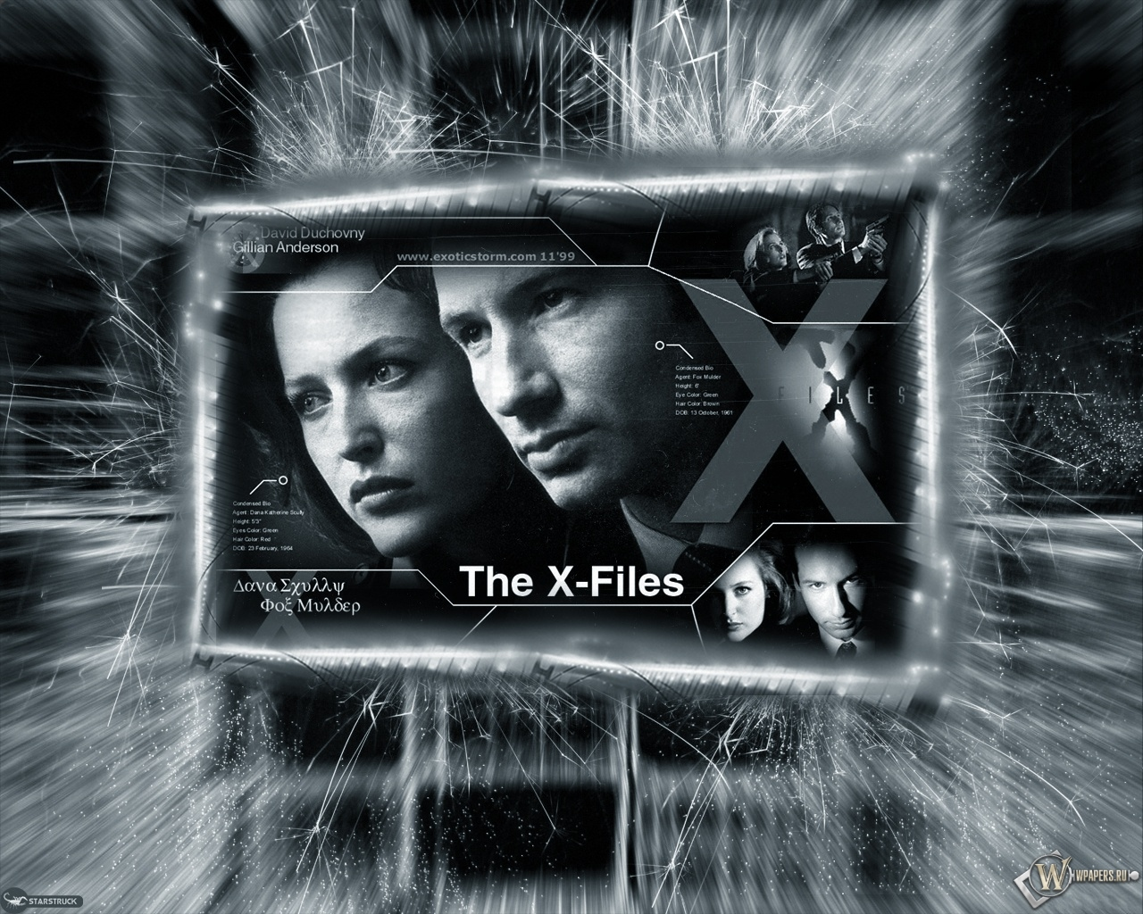 The X-Files 1280x1024
