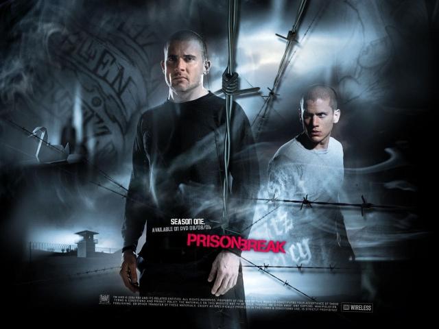 Prison Break Побег из Тюрьмы