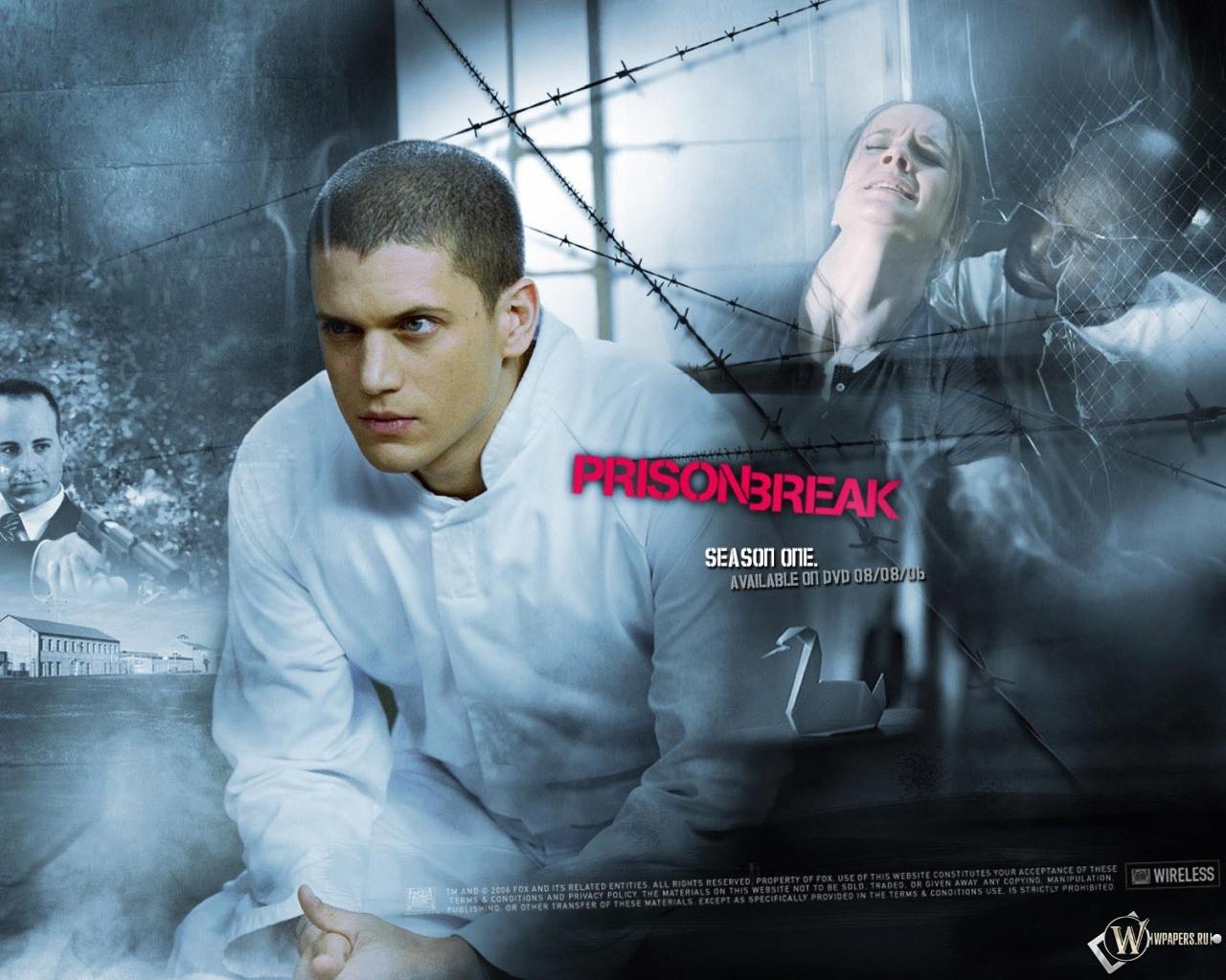 Prison Break 1280x1024