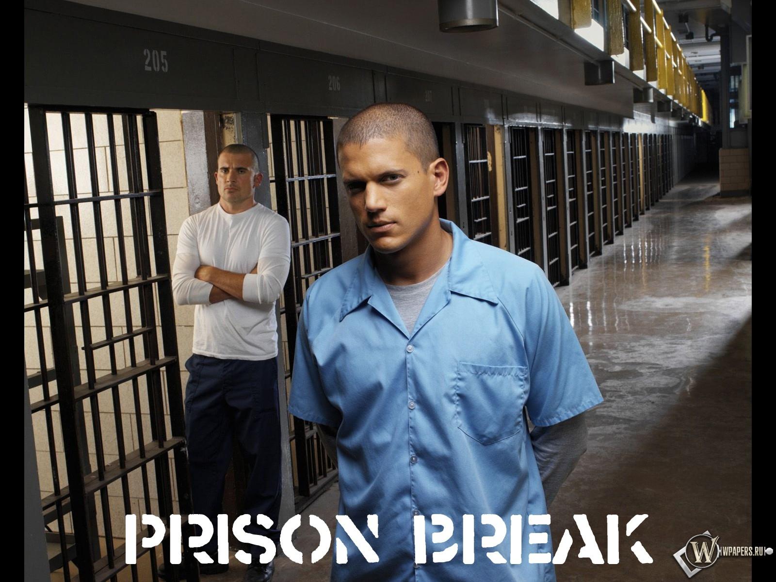 Prison Break 1600x1200