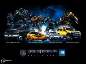 Обои Автоботы: Autobots, Трансформеры