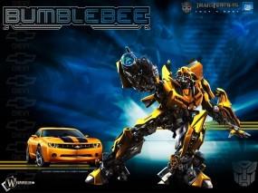 Обои Bumblebee: , Трансформеры