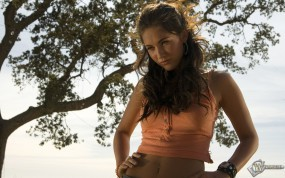 Обои Mikaella Bannes: Megan Fox, Трансформеры, Трансформеры