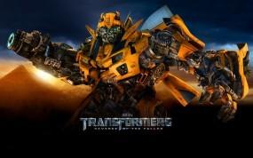Обои Трансформеры: Робот, Трансформеры, Автобот, Желтый, Мультфильмы