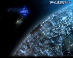 Обои Кибертрон: Планета, Трансформеры, Кибертрон, Трансформеры
