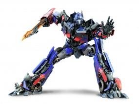 Обои Оптимус Прайм: Автобот, Трансформер, Лидер, Трансформеры