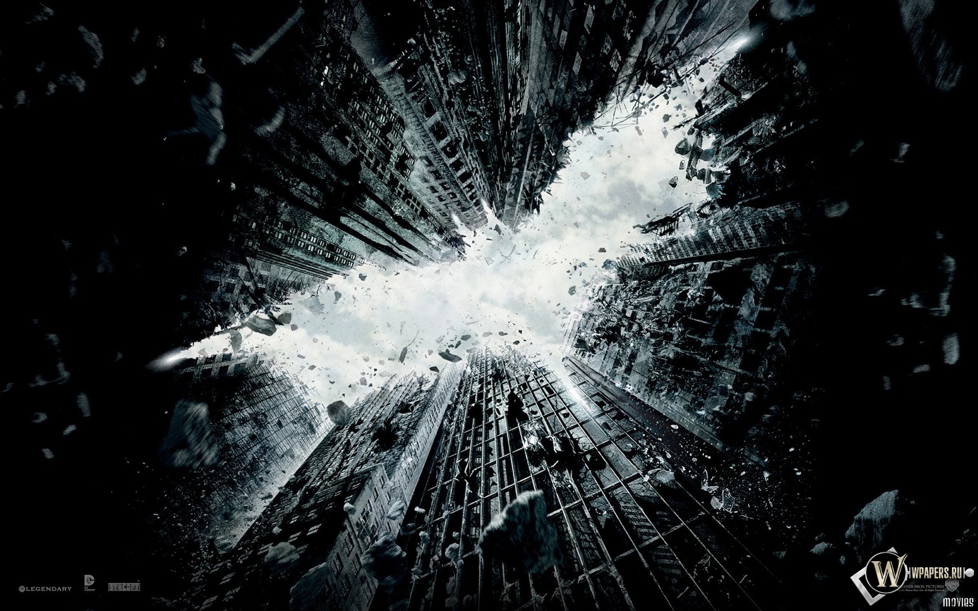 The Dark Knight  1920x1200