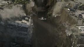 Обои 2012: Землетрясение, Опасный полёт, 2012