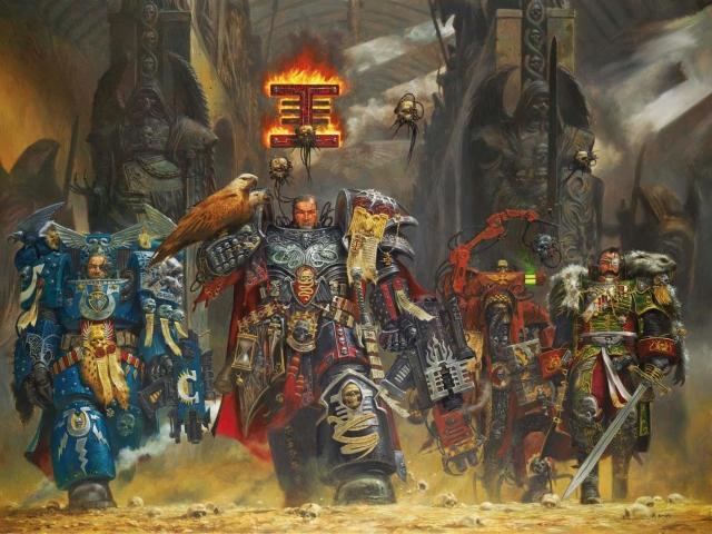 Warhammer 40000 Инквизиция