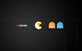 Обои Pacman: Игра, Pacman, пакман, Другие игры