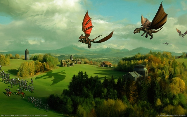 SpellForce 2 Dragons