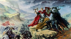 Обои Warhammer: Хаос, Warhammer, Сражение, империя, Игры
