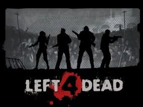 Обои Left 4 Dead: Игра, Люди, Left 4 dead, Игры