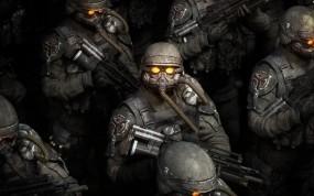 Обои Killzone: Оружие, Солдаты, Игра, Killzone, Игры