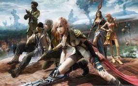 Обои Final Fantasy: Игра, Final Fantasy, Игры