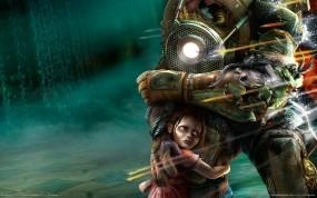 Обои Bioshock: Игра, Bioshock, Игры
