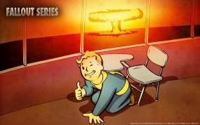 Обои Fallout: Fallout, Игра, Игры