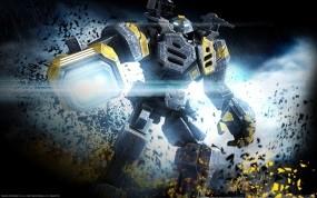 Обои Supreme Commander 2: Робот, Игра, Supreme commander 2, Игры