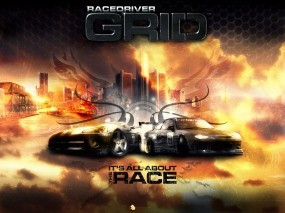 Обои Race Driver GRID: Авто, Игра, Игры
