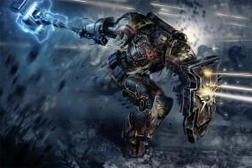 Обои Warhammer: Warhammer, Игра, Герой, Игры