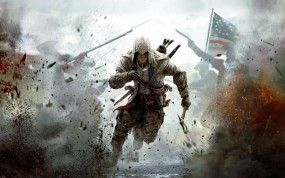 Обои Assassins Creed III: Игра, Assassins creed, Игры