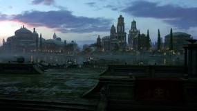 Star Wars Invasion of theed