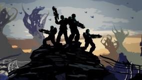 Обои Gears of War 3: Игра, Gears of War 3, Игры