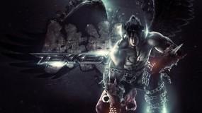 Обои Devil Jin: Игра, Tekken, Devil Jin, Игры