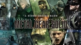 Обои Metal Gear Solid: Игра, metal gear solid, Игры