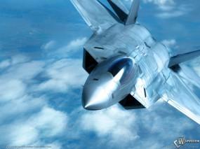 Обои Ace Combat: ВВС, Истребитель, Айс Комбат, Учебный полёт, Ace Combat