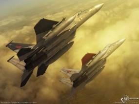 Обои Ace Combat: Истребители, Игра, Ace Combat