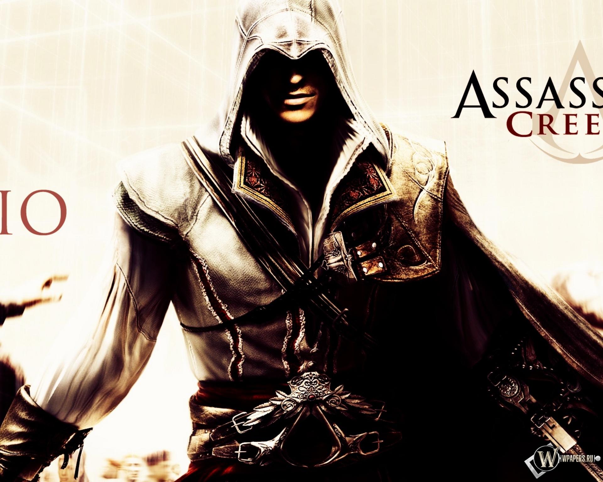 Обои на рабочий стол скачать бесплатно assassins creed 11
