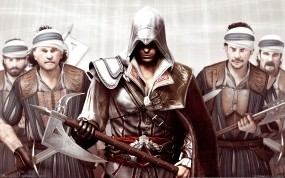 Обои Assassins Creed Revelations: Assassin`s Creed, Assassins creed