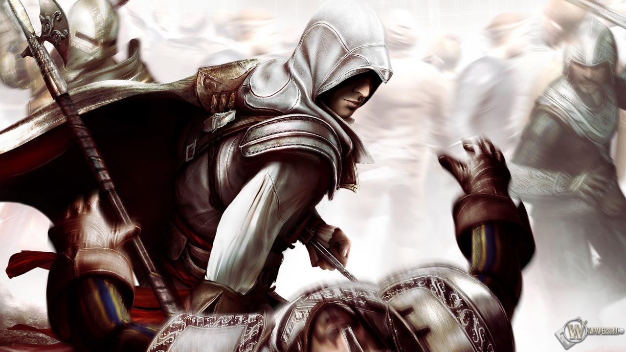 Assassin Creed 2 1280x720