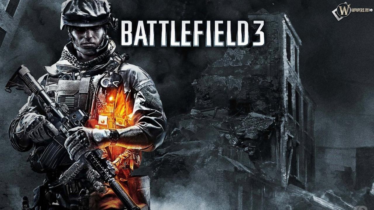 Battlefield 3 1280x720