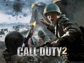 Обои Call of Duty 2: Call of Duty, Call of Duty