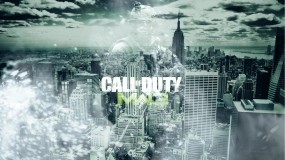 Обои Call of Duty MW 3: Город, Call of Duty, Call of Duty