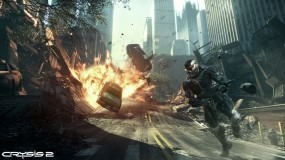 Crysis 2 HD Background