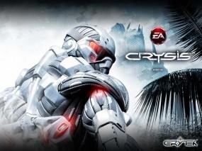 Обои Crysis: Crysis, Нанокостюм, Nanosuit, Crysis