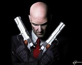 Hitman с двумя пистолетами