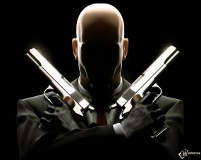 Обои Hitman с оружием: , Hitman