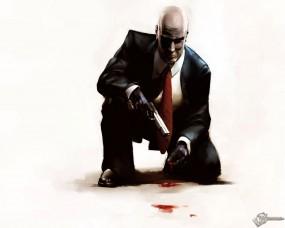 Обои Хитмен в крови: , Hitman