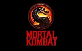Обои MK Dragon Logo: Logo, Mortal Kombat, Mortal Kombat