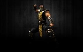 Обои Скорпион: Игра, Mortal Kombat, Mortal Kombat