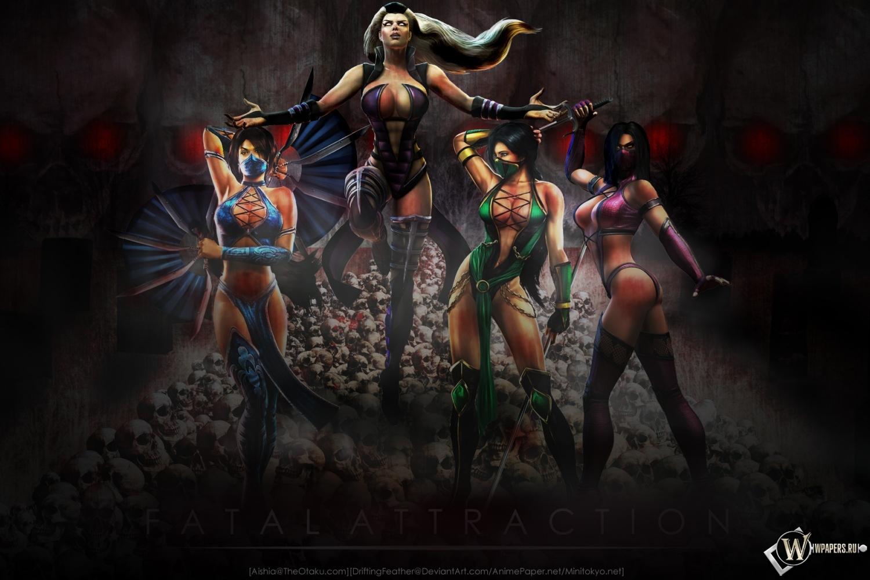 Mortal Kombat II  The Mortal Kombat Wiki
