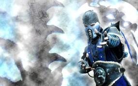Обои Sub-Zero: Игра, Mortal Kombat, Mortal Kombat
