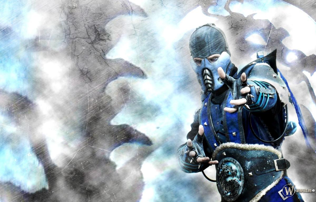 Скачать обои Sub-Zero (Игра, Mortal Kombat) для рабочего ...