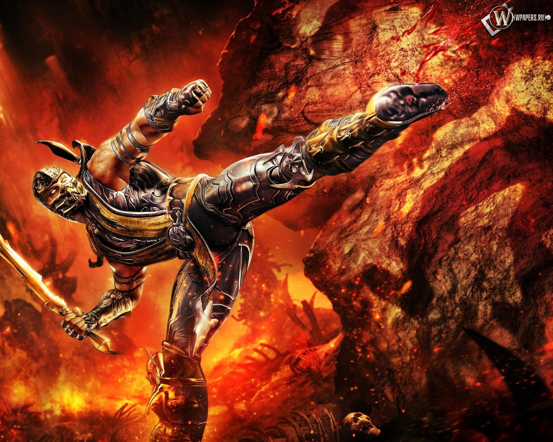 Mortal Kombat Обои На Рабочий Стол