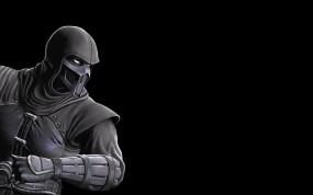 Обои Нуб Сейбот: Mortal Kombat, Ниндзя, Боец, Мортал Комбат, MK, Нуб Сайбот, Mortal Kombat