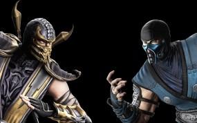Саб-Зиро и Скорпион